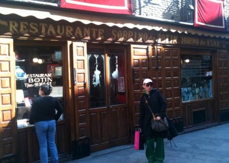 Το εστιατόριο Botin