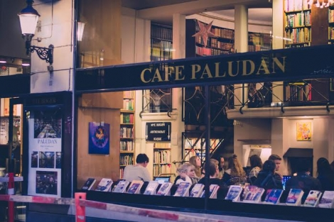 Cafe Paludan,Κοπεγχάγη