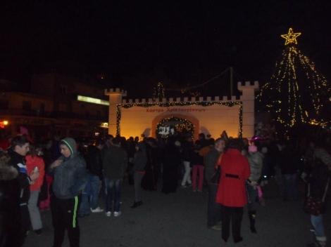 Το κάστρο των Χριστουγέννων