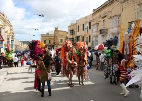 Μαλτέζικο καρναβάλι