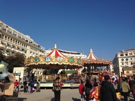 Θεσσαλονίκη,Πλατεία Αριστοτέλους
